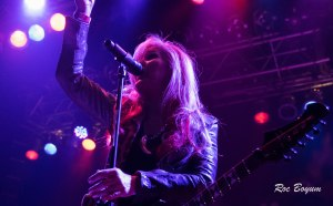 Lita Ford At The House Of Blues Anaheim NAMM Show January 2015