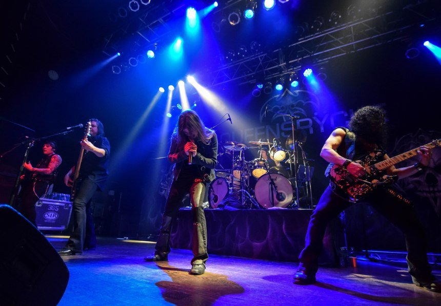 Queensryche At The House Of Blues Anaheim