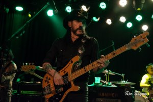 Lemmy Kilmeister Live - Courtesy of the Royal Machines show at the Roxy December 2014