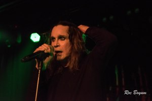 Ozzy Osbourne Live - Courtesy of the Royal Machines show at the Roxy December 2014