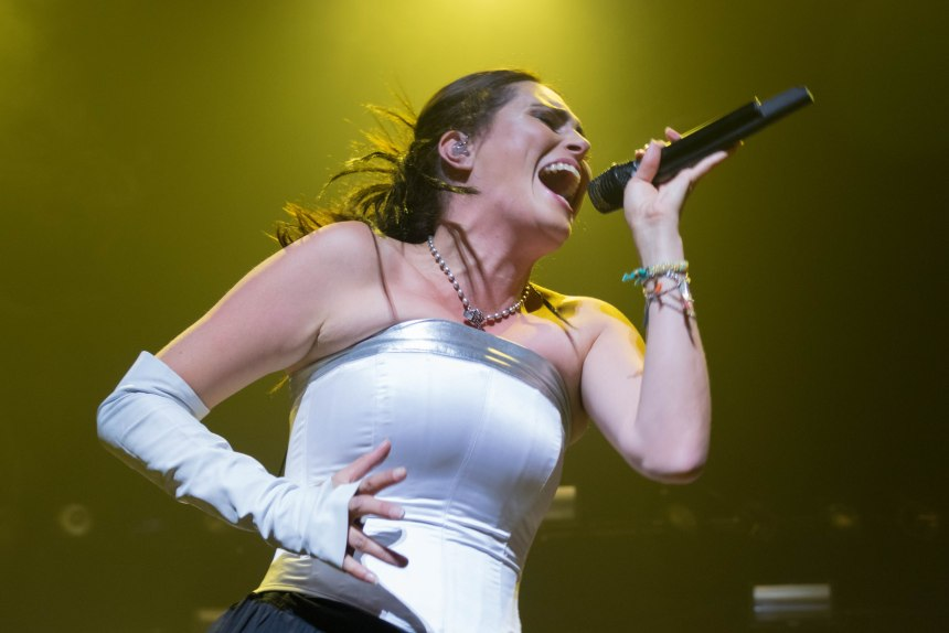 Within Temptation Nokia Theater Los Angeles