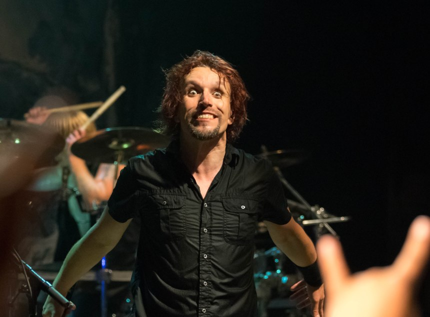Sonata Arctica House Of Blues Los Angeles